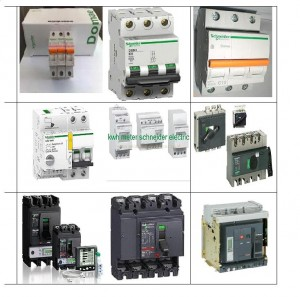 Air Circuit Breaker Merlin Gerin Schneider