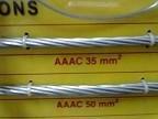 Kabel Aluminium AAAC