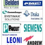 Kabel Belden AMP Systimax Leoni
