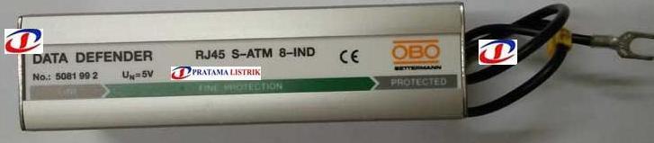 Surge Arrester OBO RJ45S-ATM 8-IND